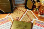 DEKRÉTY, poháre a ocenenia za uplynulé roky